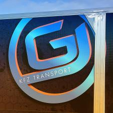 GJ-Logo sunset